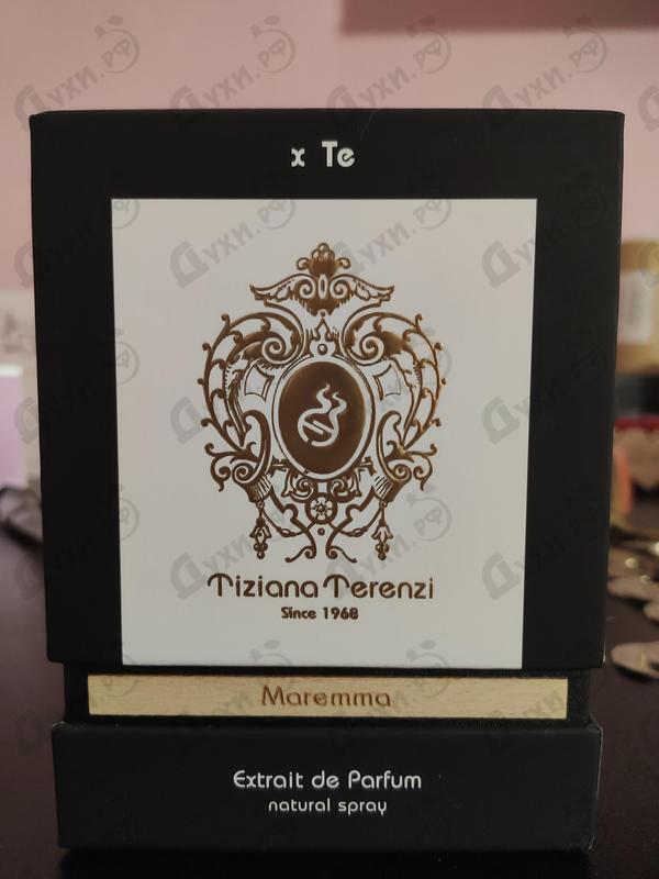 Отзыв Tiziana Terenzi Maremma