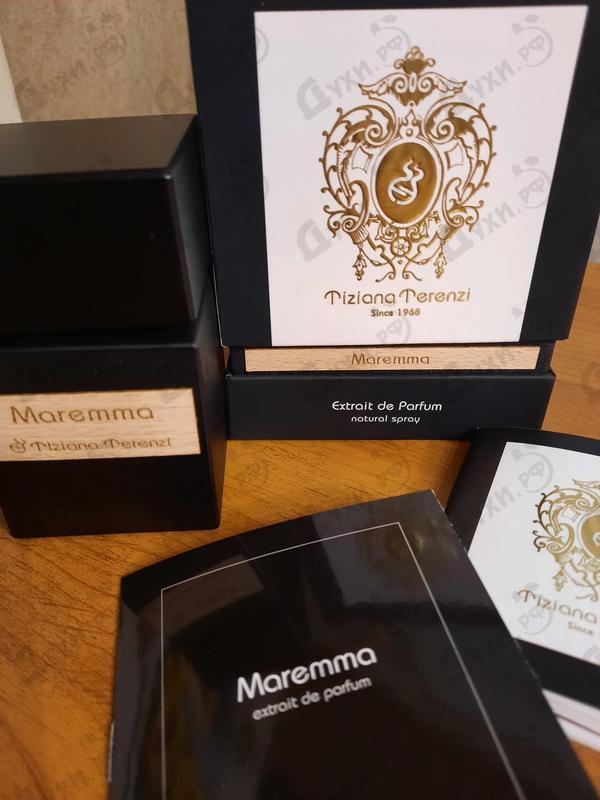 Парфюмерия Maremma от Tiziana Terenzi