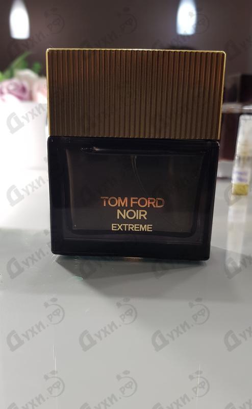 Духи Noir Extreme от Tom Ford