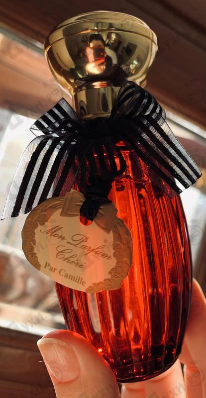 Отзыв Annick Goutal Mon Parfum Cheri Par Camille