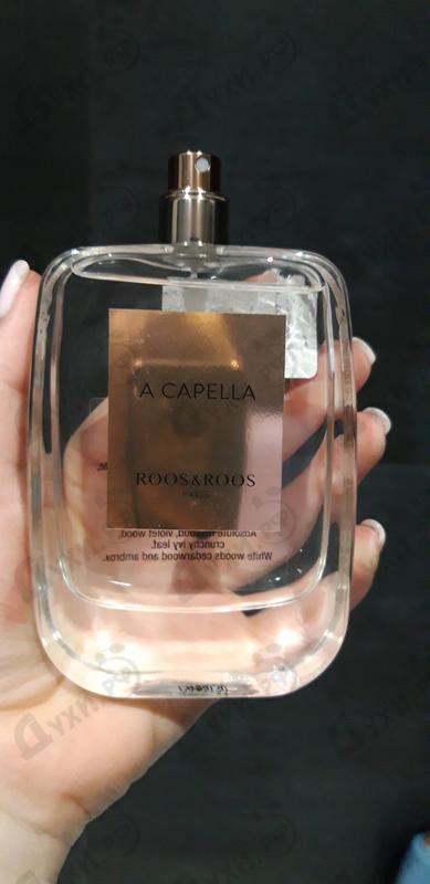 Парфюмерия A Capella от Roos & Roos