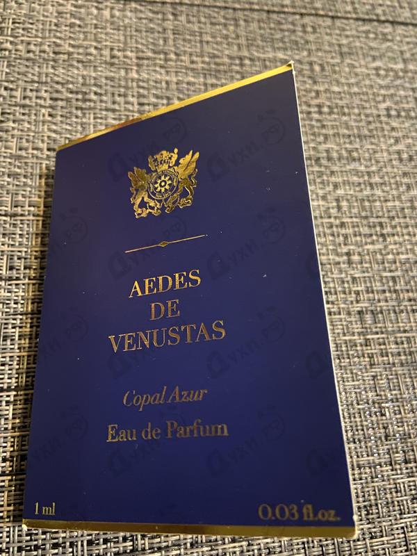 Отзывы Aedes de Venustas Copal Azur