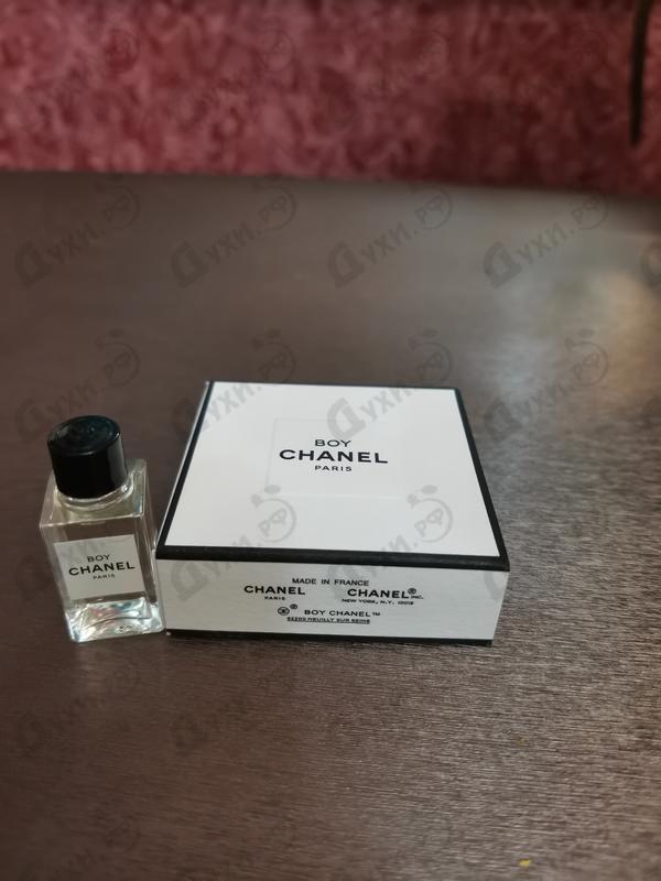 Парфюмерия Boy от Chanel