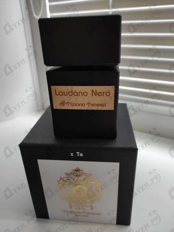 Купить Laudano Nero от Tiziana Terenzi
