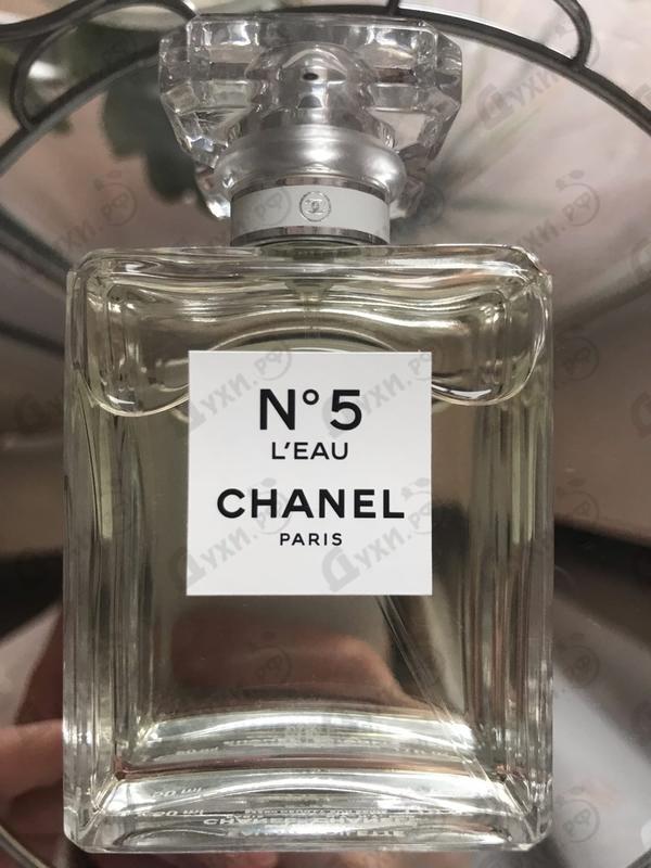 Купить No 5 L'eau от Chanel