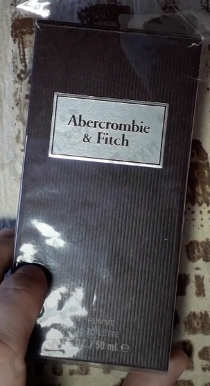 Парфюмерия First Instinct от Abercrombie & Fitch
