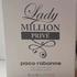 Духи Lady Million Prive от Paco Rabanne