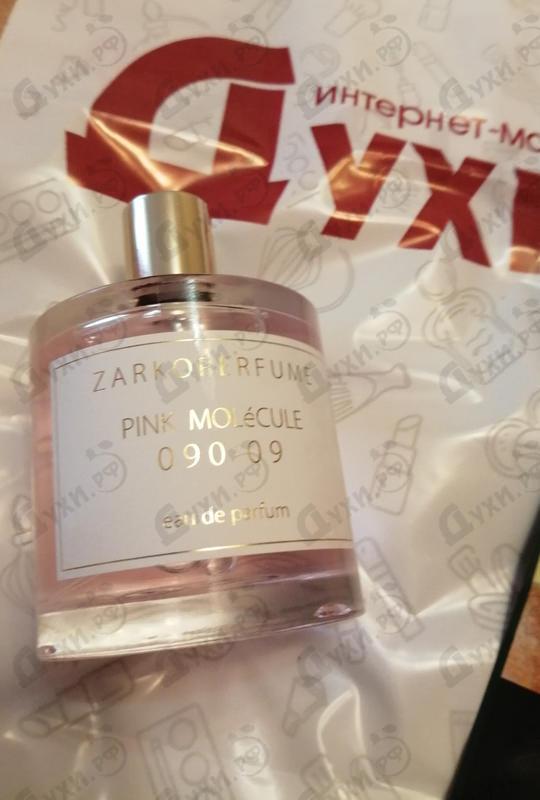 Духи Pink Molecule 090.09 от Zarkoperfume