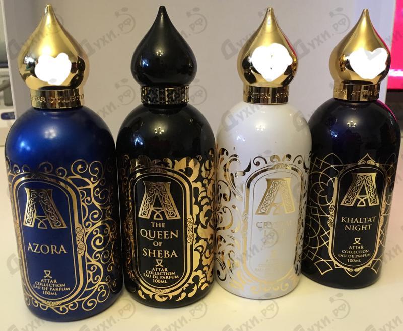 Духи The Queen Of Sheba от Attar Collection