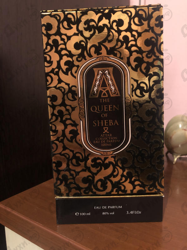 Отзыв Attar Collection The Queen Of Sheba