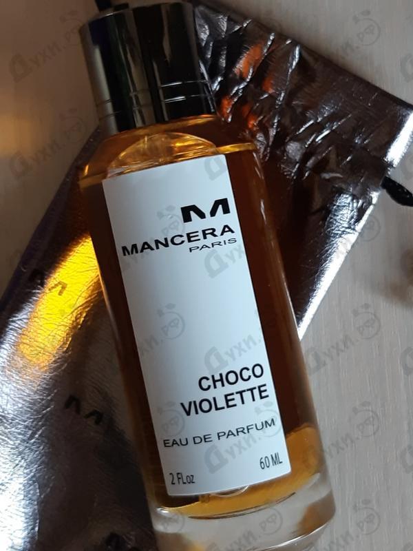 Духи Choco Violet от Mancera
