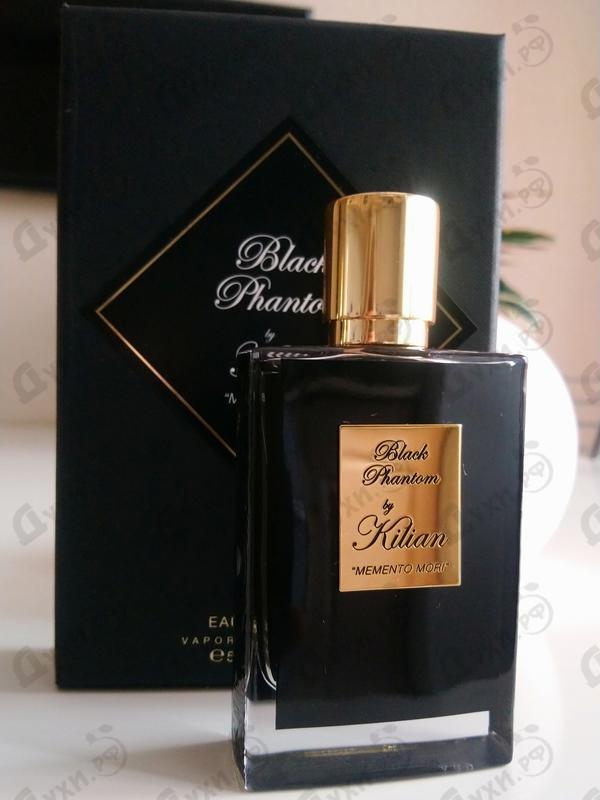 Парфюмерия Black Phantom от Kilian