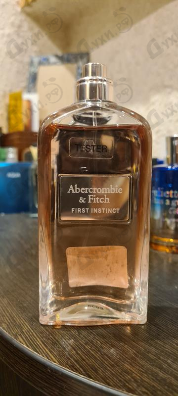 Парфюмерия First Instinct For Her от Abercrombie & Fitch
