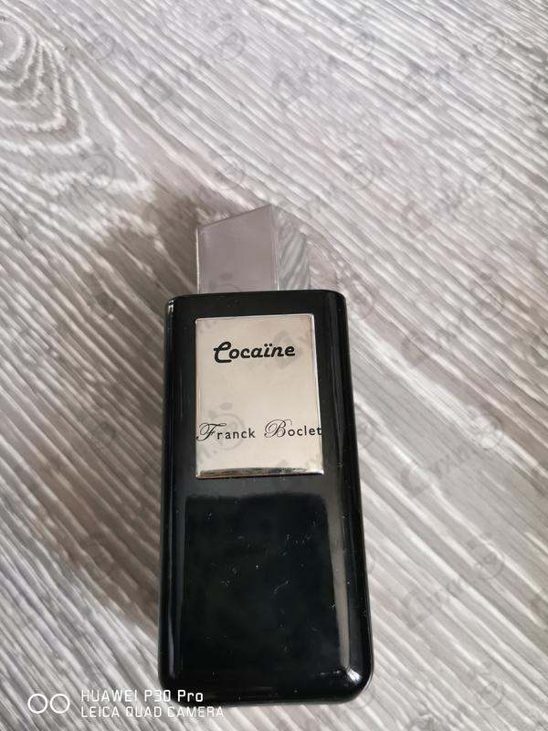 Духи Cocaine от Franck Boclet
