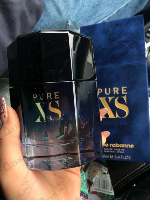 Купить Pure Xs от Paco Rabanne