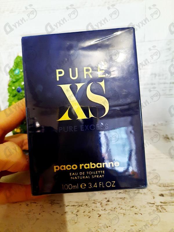Духи Pure Xs от Paco Rabanne