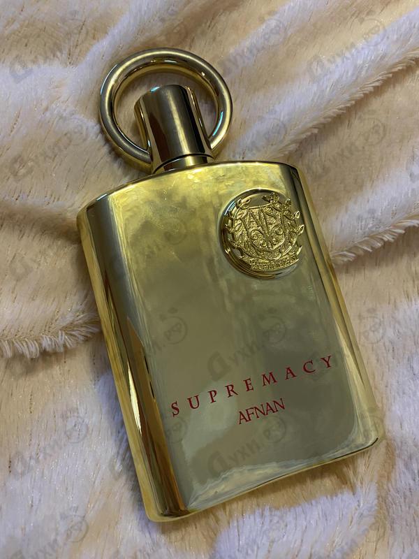 Духи Supremacy Gold от Afnan