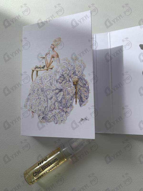 Отзывы Haute Fragrance Company Chic Blossom