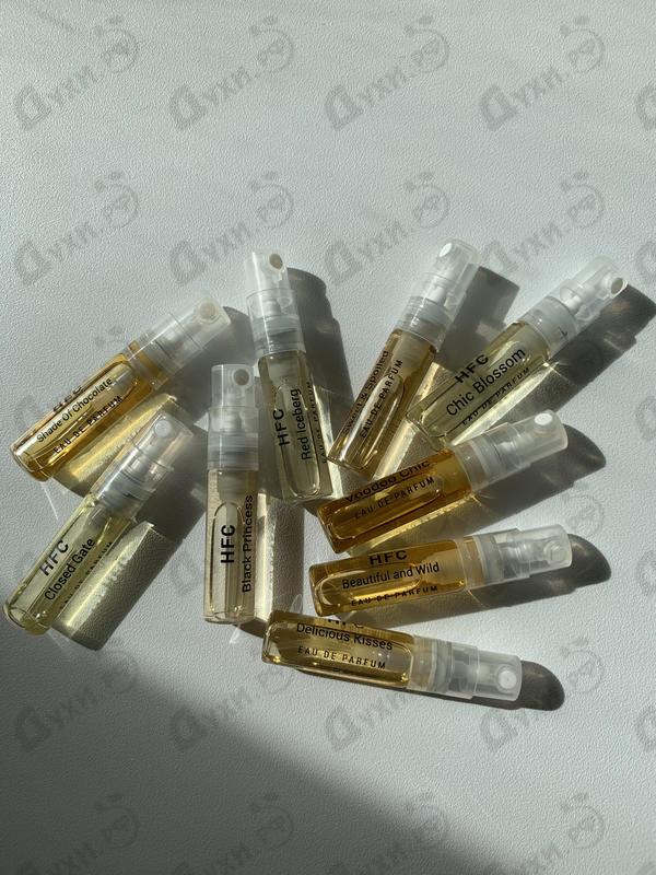 Парфюмерия Chic Blossom от Haute Fragrance Company