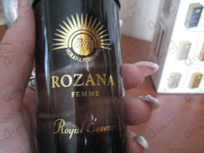 Отзыв Norana Perfumes Rozana
