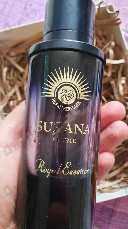 Парфюмерия Suzana от Norana Perfumes