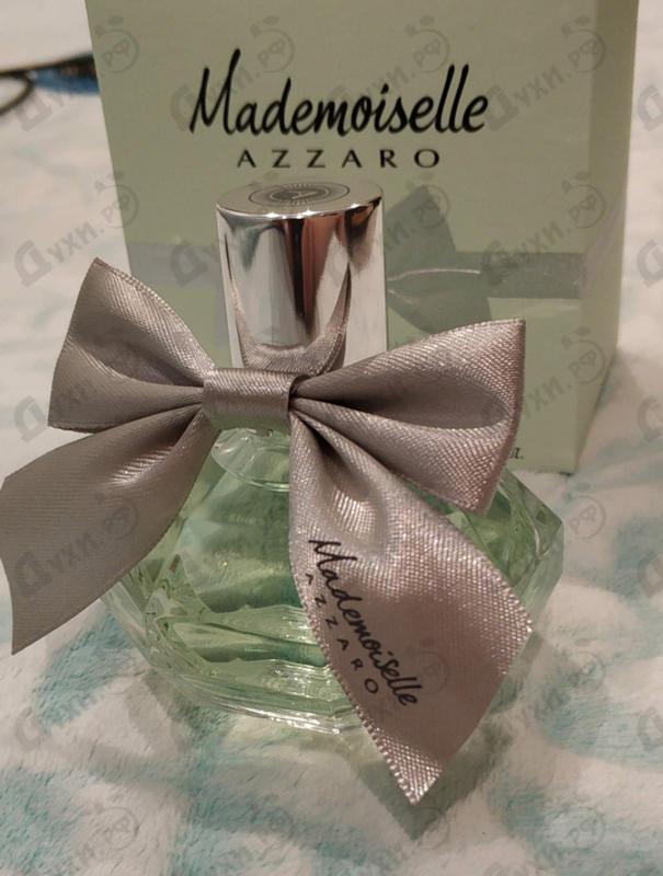 Духи Mademoiselle L'eau Tres Florale от Azzaro