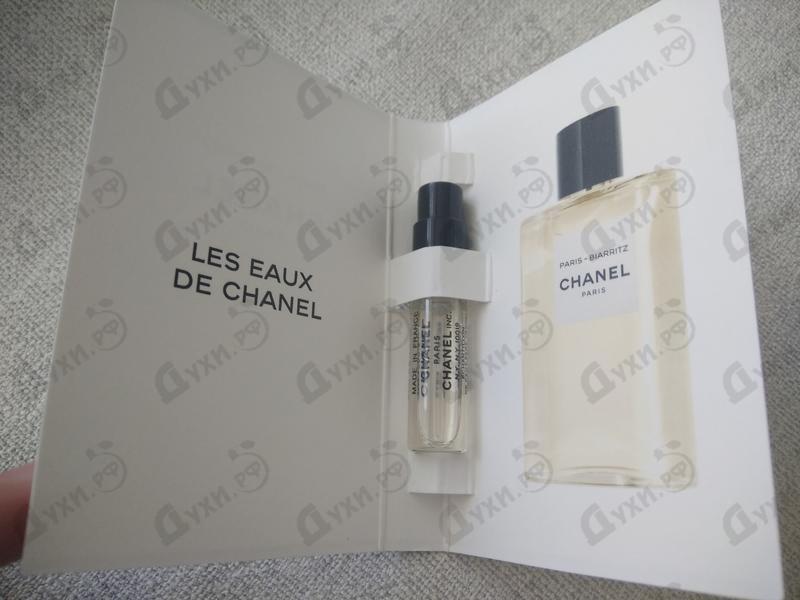 Духи Paris – Biarritz от Chanel
