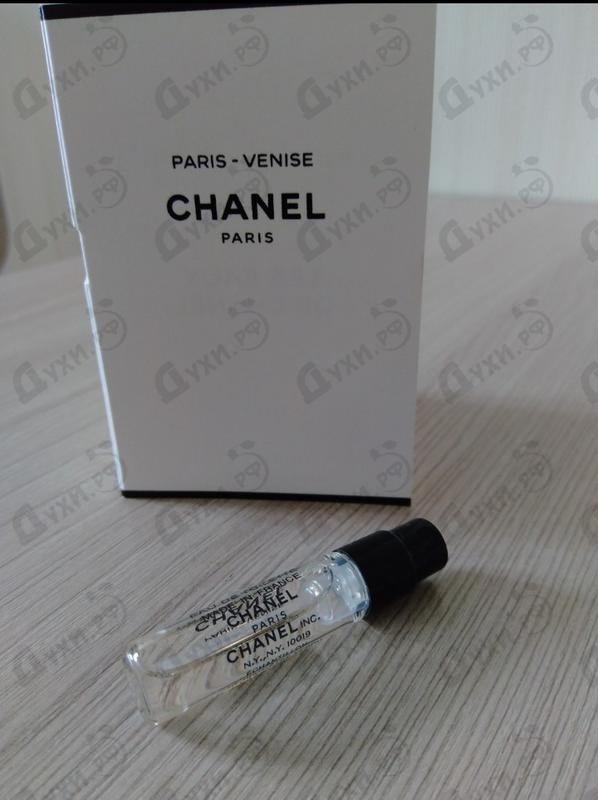 Отзыв Chanel Paris - Venise