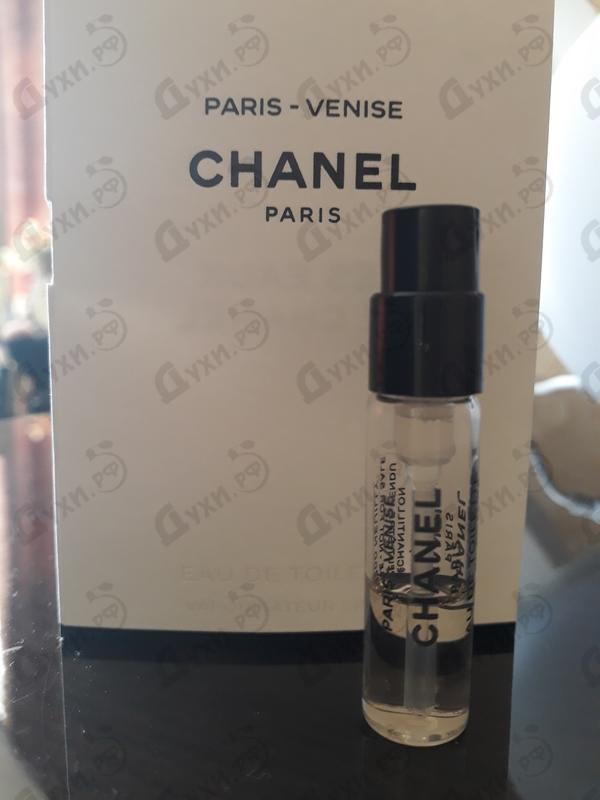 Парфюмерия Paris - Venise от Chanel