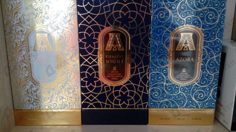 Духи Azora от Attar Collection