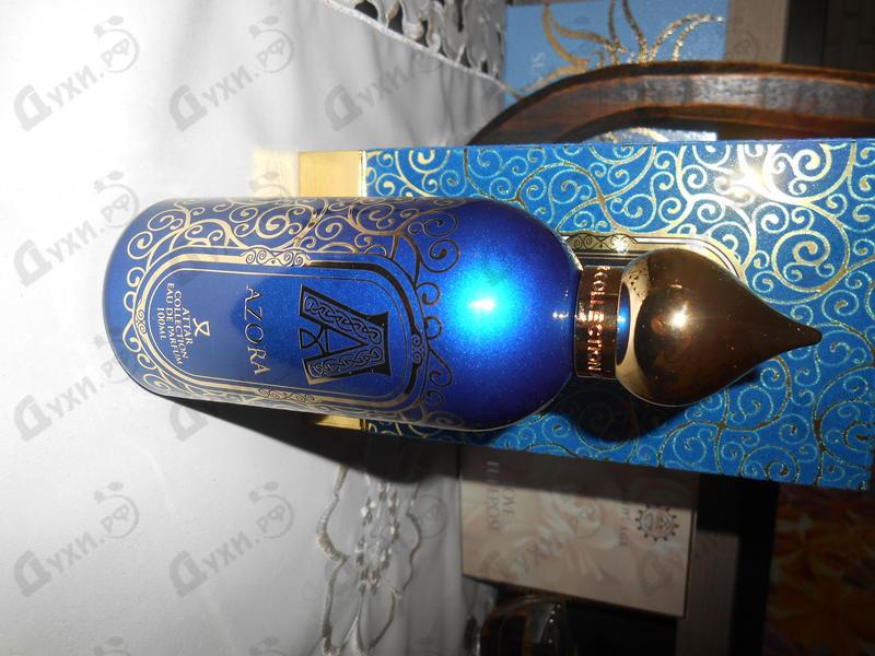 Парфюмерия Azora от Attar Collection