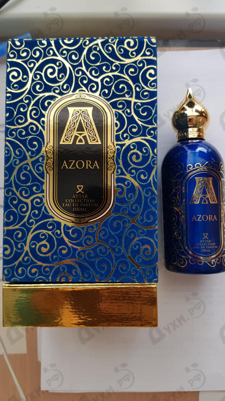 Отзывы Attar Collection Azora