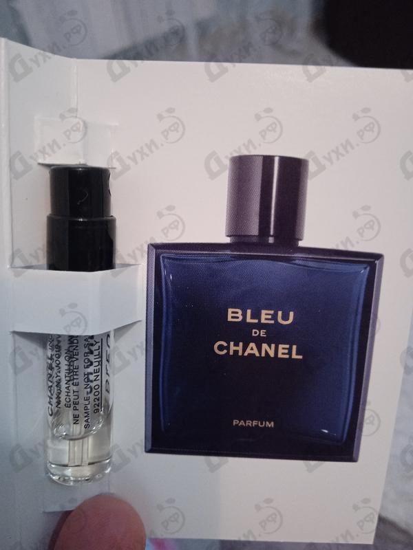 Парфюмерия Bleu De Chanel Parfum от Chanel