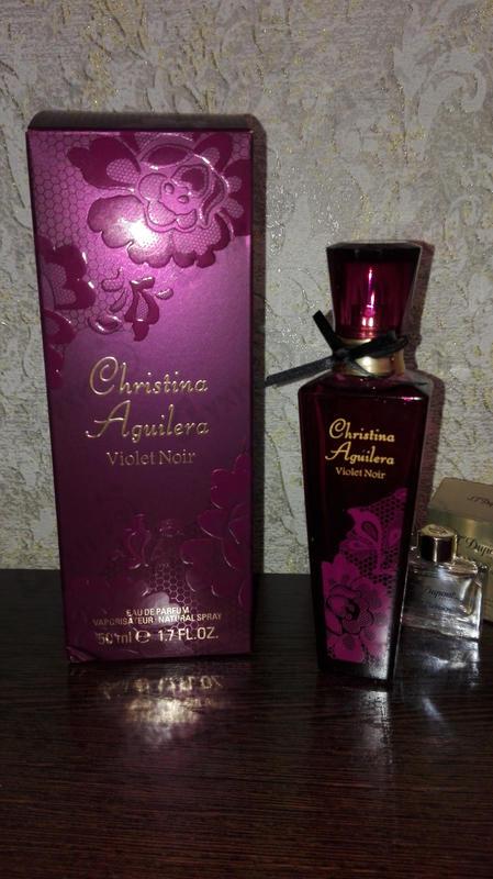 Купить Christina Aguilera Violet Noir