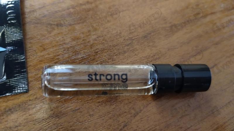 Парфюмерия Strong Me от Paco Rabanne