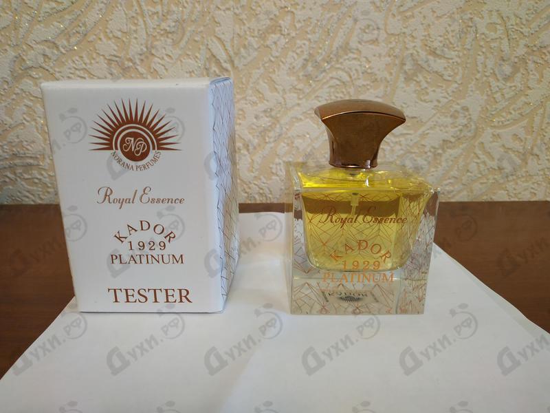 Купить Kador 1929 Platinum от Norana Perfumes