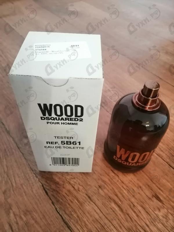 Духи Wood For Him от Dsquared2