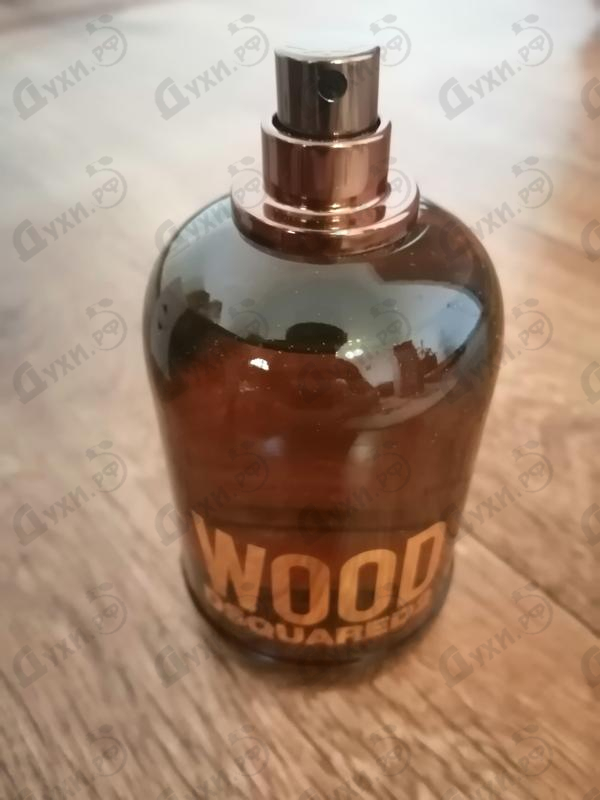 Парфюмерия Wood For Him от Dsquared2