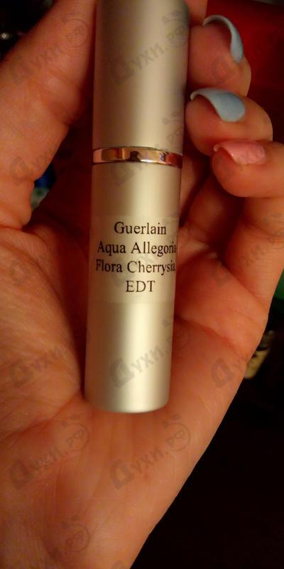 Духи Aqua Allegoria Flora Cherrysia от Guerlain