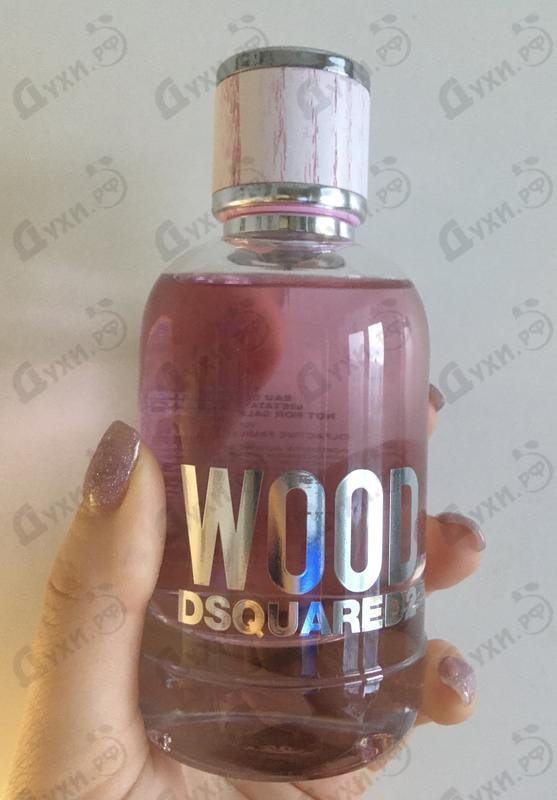Купить Dsquared2 Wood For Her