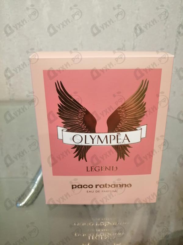 Духи Olympea Legend от Paco Rabanne