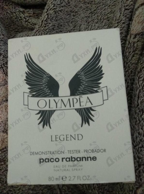 Купить Olympea Legend от Paco Rabanne