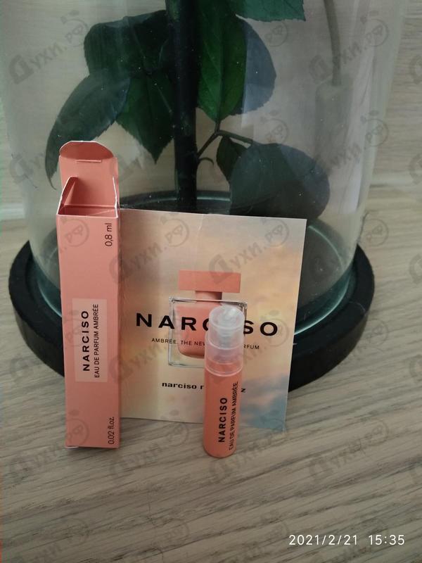 Купить Narciso Eau De Parfum Ambree от Narciso Rodriguez