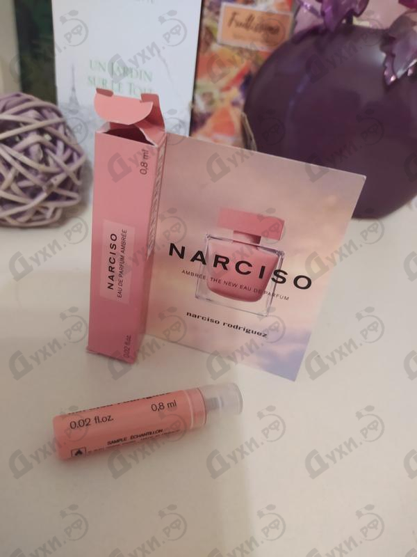 Парфюмерия Narciso Eau De Parfum Ambree от Narciso Rodriguez
