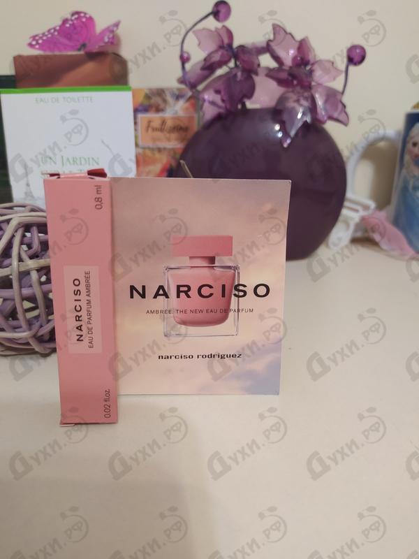 Духи Narciso Eau De Parfum Ambree от Narciso Rodriguez