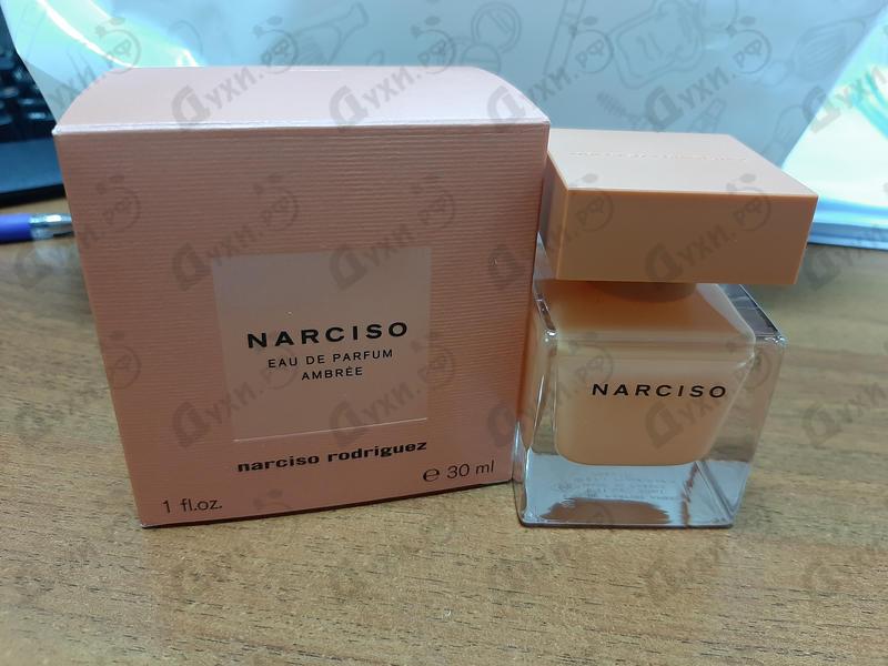 Отзыв Narciso Rodriguez Narciso Eau De Parfum Ambree