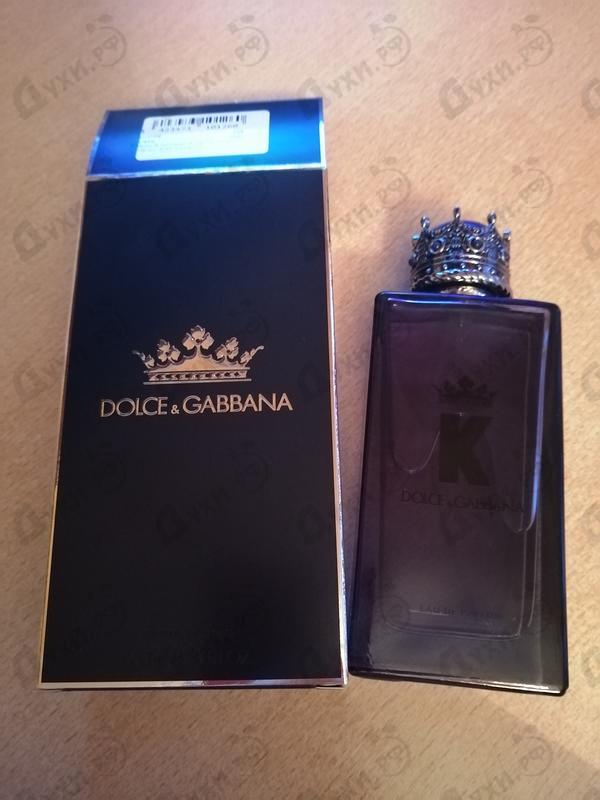 Парфюмерия Dolce & Gabbana K Eau De Parfum