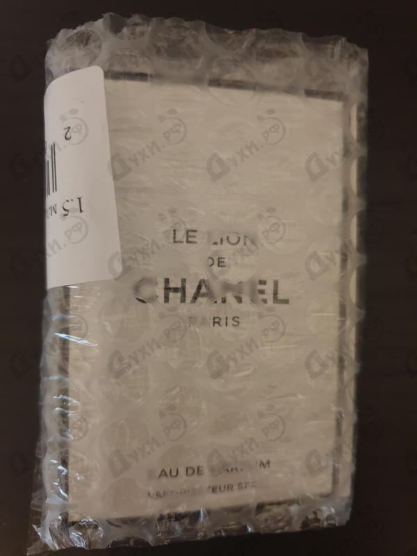 Парфюмерия Le Lion от Chanel