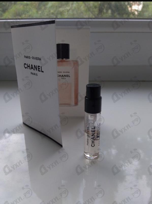 Парфюмерия Chanel Paris-Riviera