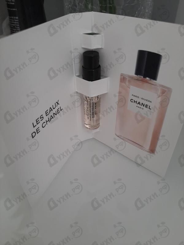 Духи Paris-Riviera от Chanel